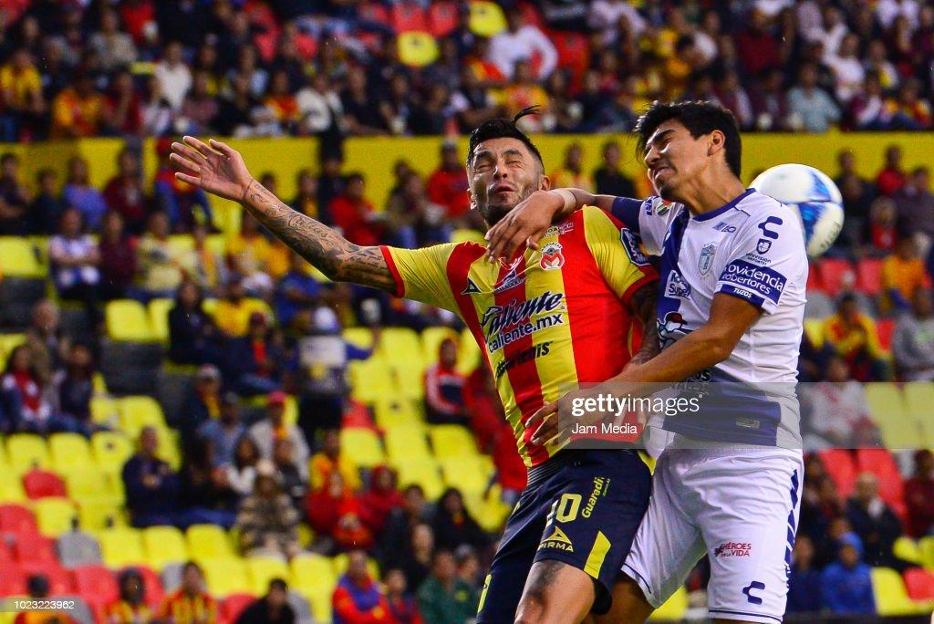 Morelia v Pachuca - Torneo Apertura 2018 Liga MX