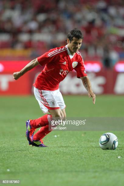 Rodrigo Mora Benfica / Toulouse match de preparation Lisbonne