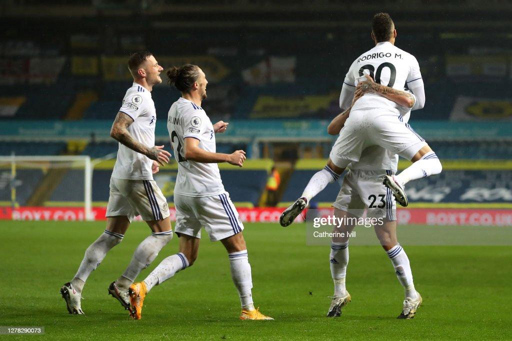 Leeds United v Manchester City - Premier League : News Photo