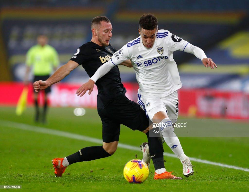 Leeds United v West Ham United - Premier League : News Photo