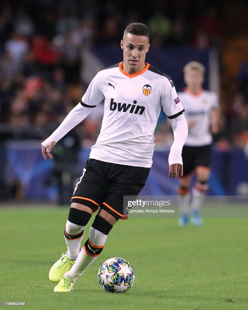 Valencia CF v Lille OSC: Group H - UEFA Champions League : ニュース写真