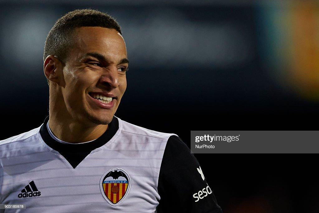Valencia v Las Palmas - Copa Del Rey