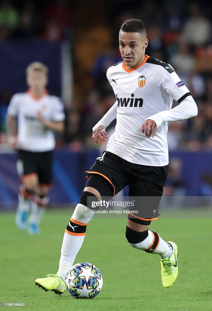 Valencia CF v Lille OSC: Group H - UEFA Champions League : ニュース写真