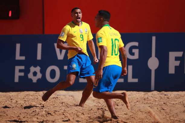 PRY: Brazil v Russia - FIFA Beach Soccer World Cup Paraguay 2019
