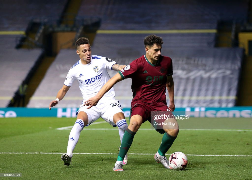 Leeds United v Wolverhampton Wanderers - Premier League : News Photo