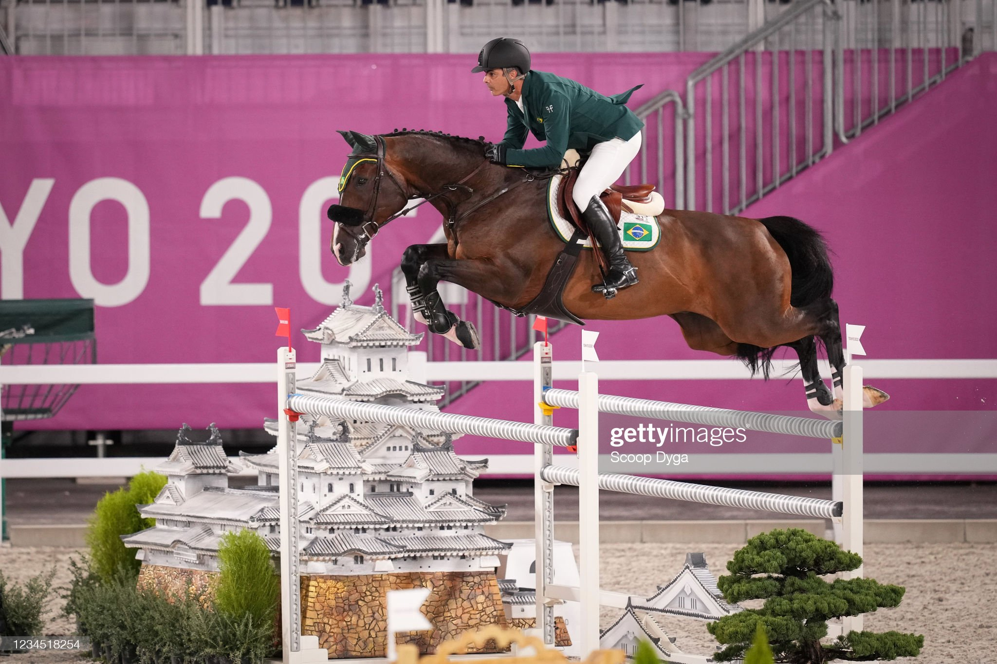 Jumping Team Qualifier - Tokyo Olympic Games 2020 : News Photo
