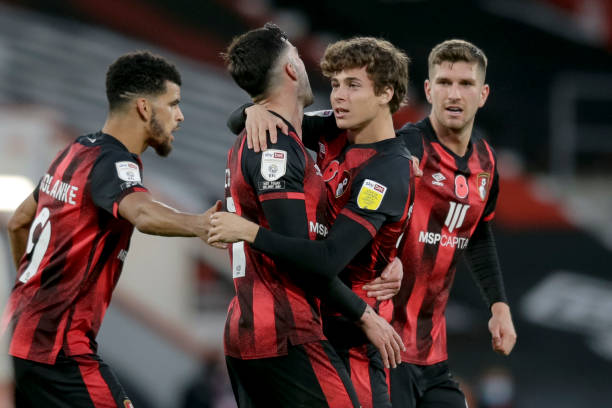 GBR: AFC Bournemouth v Derby County - Sky Bet Championship