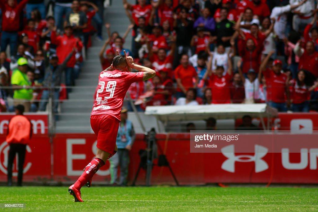 Toluca v Veracruz - Torneo Clausura 2018 Liga MX