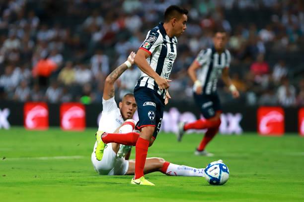 MEX: Monterrey v Toluca - Torneo Apertura 2019 Liga MX
