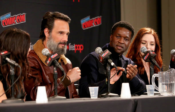 NY: Hulu Presents Reprisal Screening + Panel At New York Comic Con