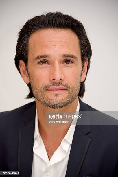 Rodrigo Santoro at the 'BenHur' Press Conference at the Four Seasons Hotel on August 5 2016 in Beverly Hills California