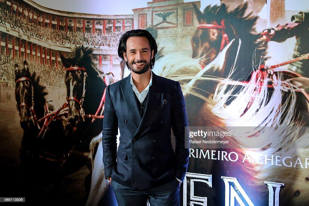 """Ben-Hur"" Sao Paulo Premiere"