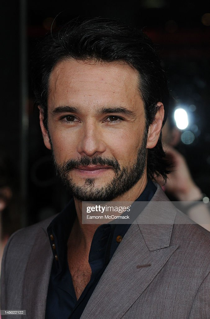 Rodrigo Santoro attends the UK premiere of 'What To Expect When You're Expecting' at BFI IMAX on May 22, 2012 in London, England.