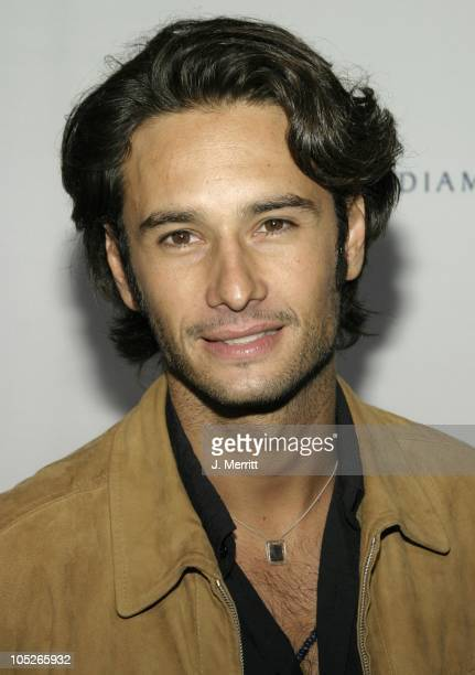 Rodrigo Santoro during A Diamond is Forever PreOscar Bash with Camp Freddy Performance at The Soho House in Hollywood California United States