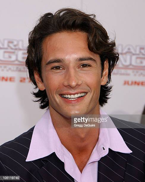 Rodrigo Santoro during Charlie's Angels 2 Full Throttle Premiere at Mann's Chinese Theater in Hollywood California United States