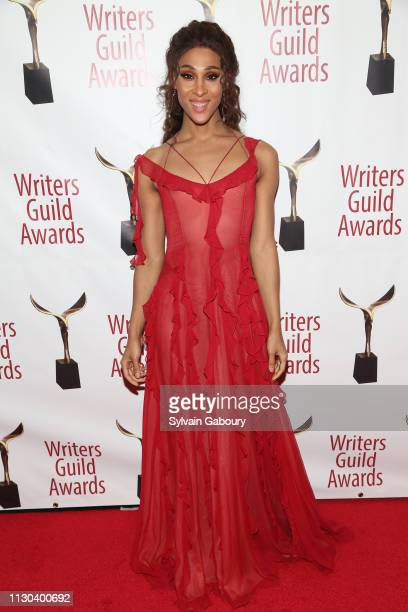 Rodriguez attends 71st Annual Writers Guild Awards New York Ceremony at Edison Ballroom on February 17 2019 in New York City
