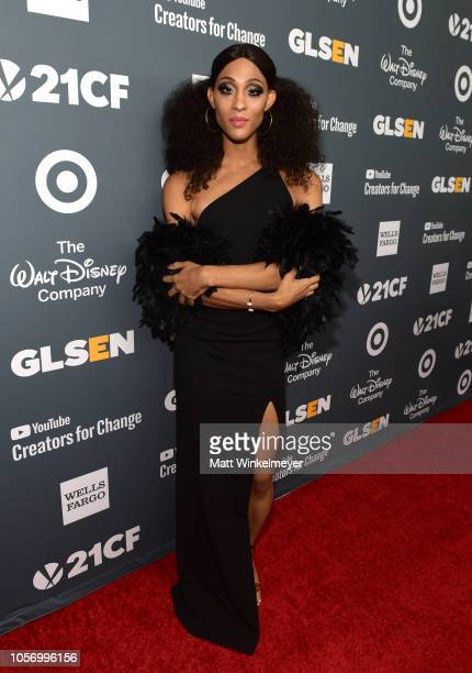 Rodriguez attends the GLSEN Respect Awards at the Beverly Wilshire Four Seasons Hotel on October 19 2018 in Beverly Hills California