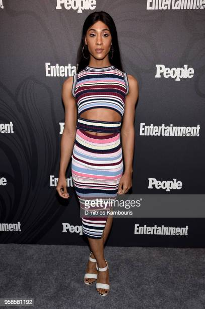 J Rodriguez of Pose attends Entertainment Weekly PEOPLE New York Upfronts celebration at The Bowery Hotel on May 14 2018 in New York City