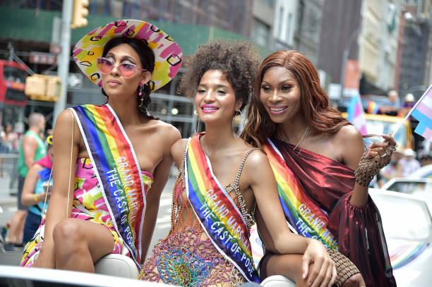 NY: Pride March - WorldPride NYC 2019