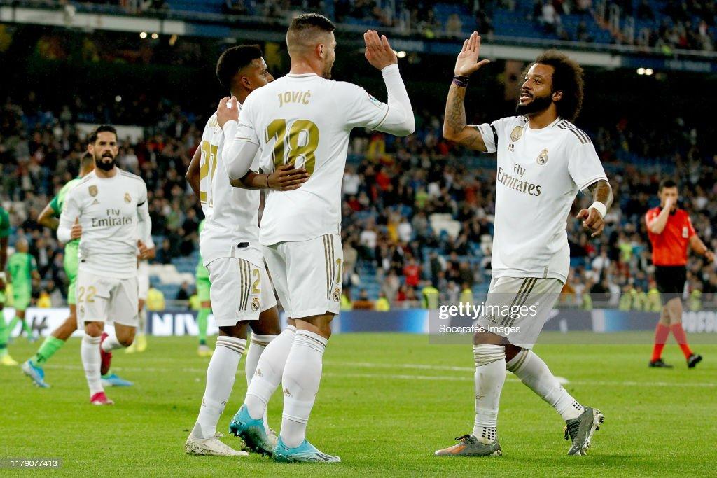 Real Madrid v Leganes - La Liga Santander : ニュース写真