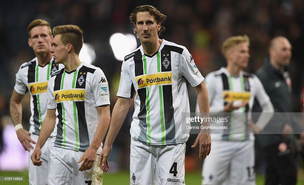 Eintracht Frankfurt v Borussia Moenchengladbach - Bundesliga : News Photo