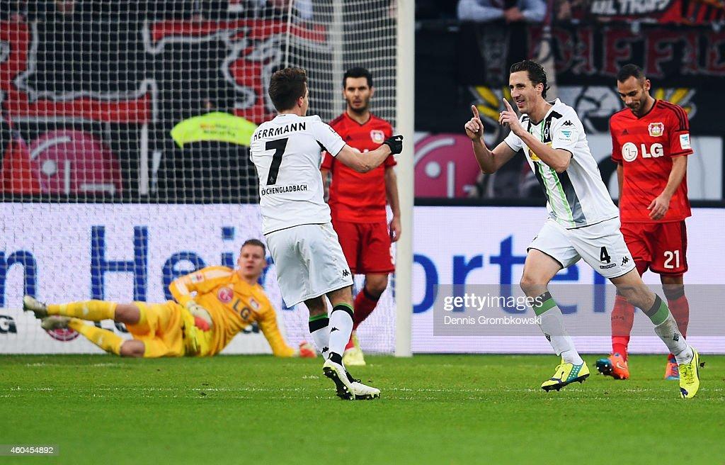 Bayer 04 Leverkusen v Borussia Moenchengladbach - Bundesliga