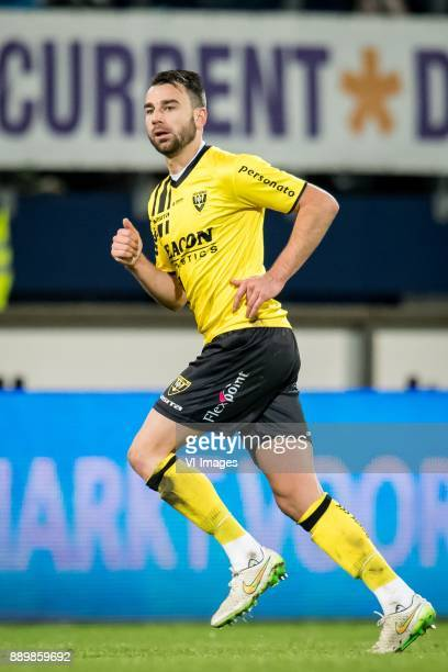 Roel Janssen of VVV during the Dutch Eredivisie match between sc Heerenveen and VVV Venlo at Abe Lenstra Stadium on December 09 2017 in Heerenveen...
