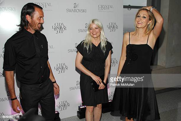 3564e90fe Rogan Gregory Kate Young and Nadja Swarovski attend Swarovski CFDA Nominee  Honoree Dinner at Top of