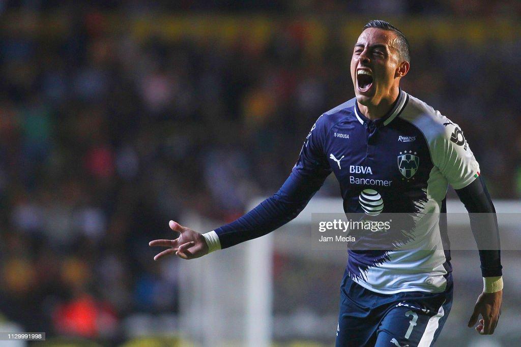 MEX: Morelia v Monterrey - Torneo Clausura 2019 Liga MX