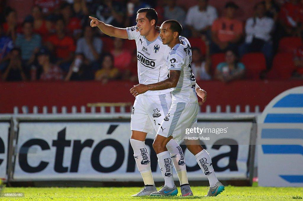 Veracruz v Monterrey -  Apertura 2015 Liga MX