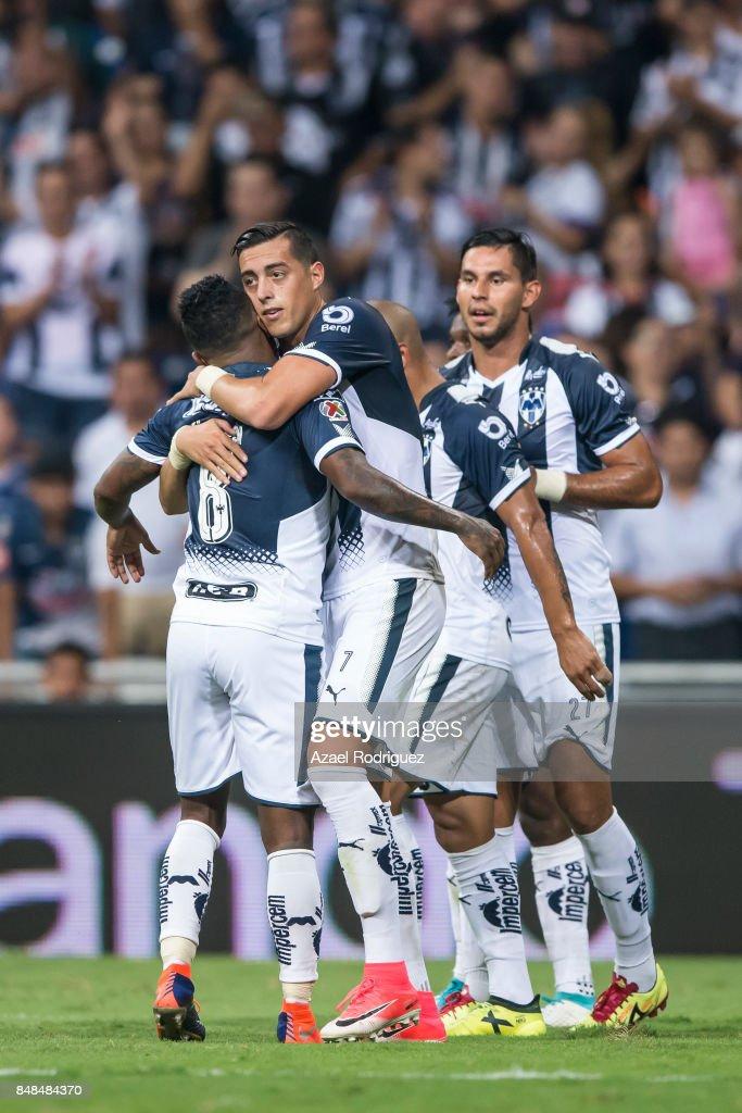 Monterrey v Atlas - Torneo Apertura 2017 Liga MX