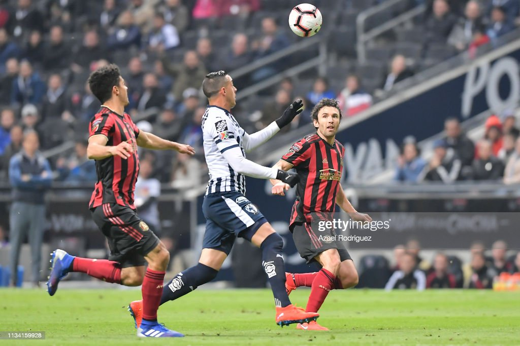 Monterrey v Atlanta United - CONCACAF Champions League 2019 : News Photo