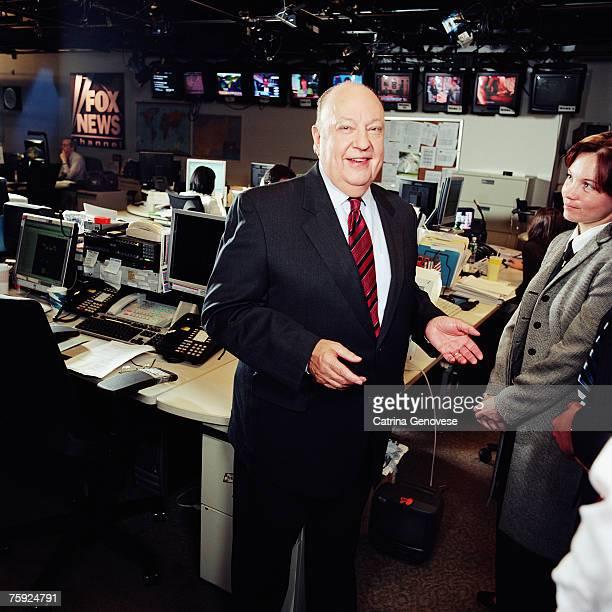 Roger Ailes President of Fox News