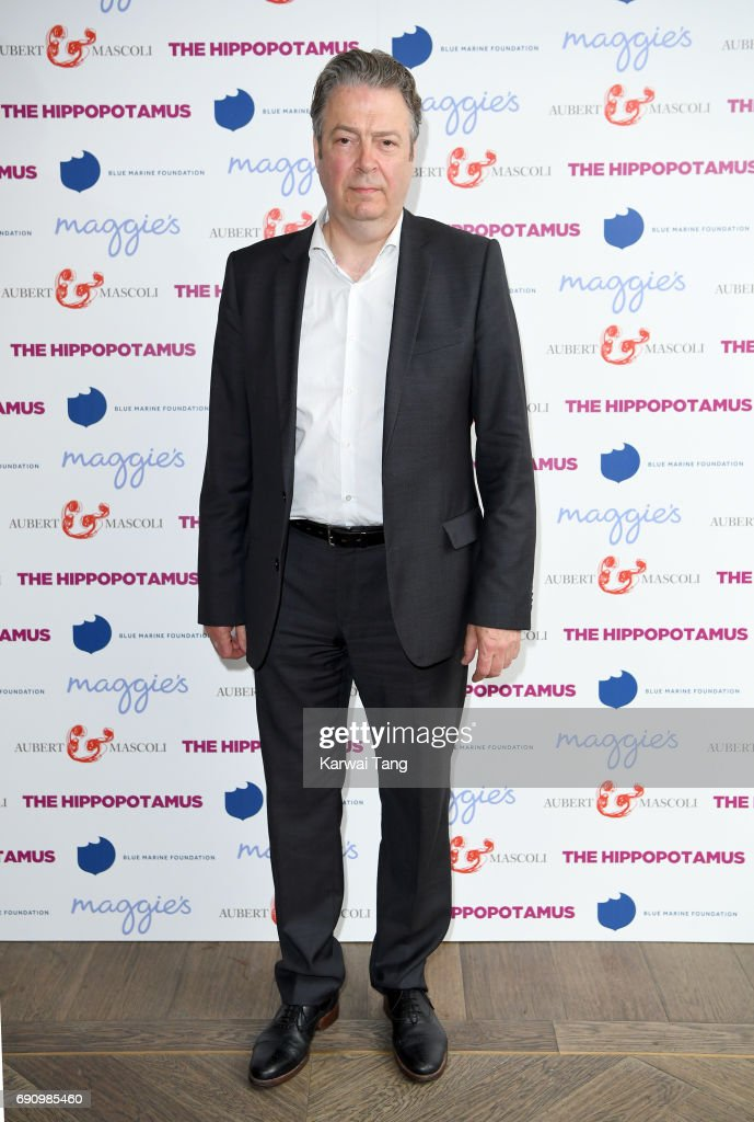 Roger Allam attends the UK gala screening of The Hippopotamus at The Mayfair Hotel on May 31, 2017 in London, England.