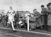 Roger bannister about to cross the tape at the end of his record picture id2694509?s=170x170