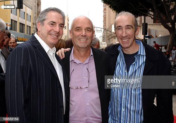 Roger Birnbaum executive producer Martin Campbell director and Gary Barber executive producer