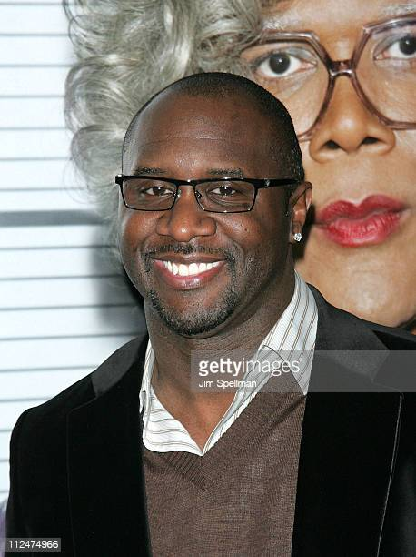 Roger Bobb attends the premiere of Tyler Perry's Madea Goes to Jail at the AMC Loews Lincoln Center on February 18 2009 in New York City