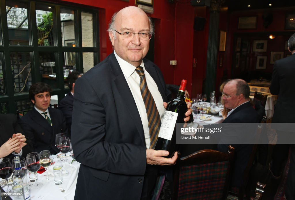 Boisdale Life Magazine Hosts Inaugural 'Editors Lunch' At Boisdale Of Belgravia : News Photo