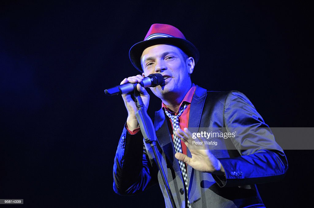 Roger Cicero Plays Cologne : News Photo