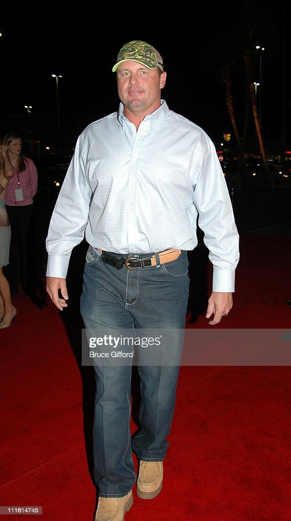 Roger Clemens during Legends Celebrity Invitational Charity Poker Tournament - Arrivals at The Palms Casino Resort in Las Vegas in Las Vegas, Nevada, United States.