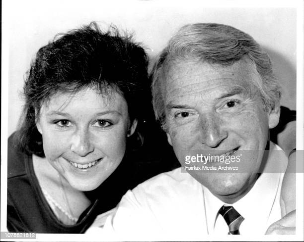 Roger Climpson and daughter Mandy both to appear in the Phillip Street Theatre production of The Diary of Anne Frank September 12 1984