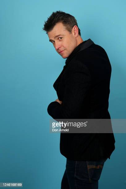 Roger Corser poses post show on June 05 2020 in Sydney Australia The Reservoir Room is livestream performances of theatre live music cabaret and drag...