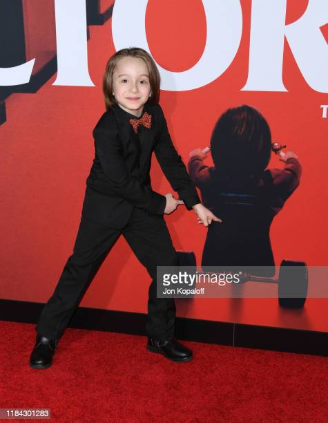 Roger Dale Floyd attends the premiere of Warner Bros Pictures' Doctor Sleep at Westwood Regency Theater on October 29 2019 in Los Angeles California