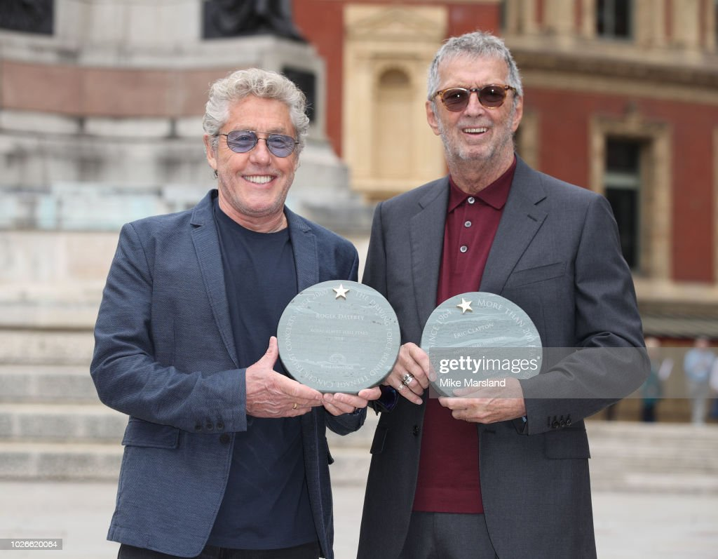 Royal Albert Hall 'Walk Of Fame' Photocall : News Photo