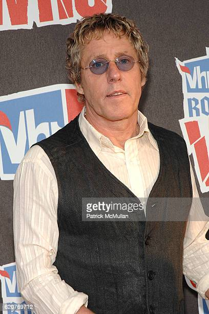 Roger Daltrey attends 3rd Annual VH1 Rock Honors at Pauley Pavillion on July 12 2008 in Westwood CA