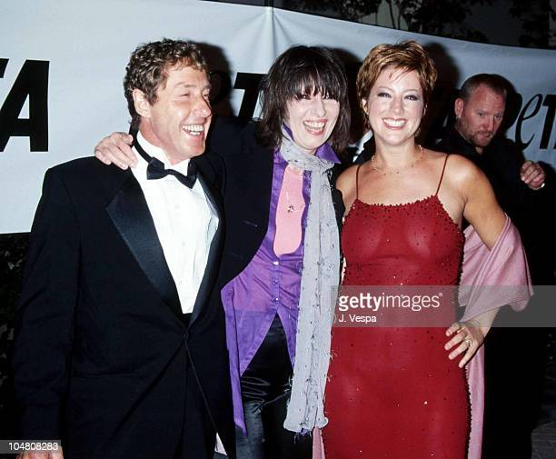 Roger Daltrey Chrissie Hynde and Sarah Mclachlan