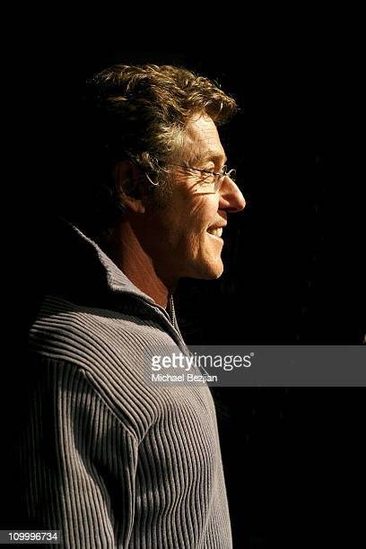 Roger Daltrey during The Who's Quadrophenia Dress Rehearsal - February 22, 2006 at SIR Studio in Los Angeles, California, United States.