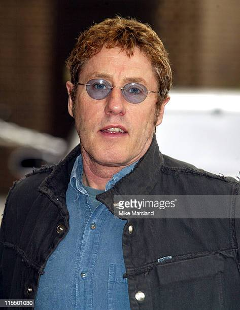 Roger Daltrey of The Who during 2004 Capital FM Awards - Arrivals at Royal Lancaster Hotel in London, Great Britain.