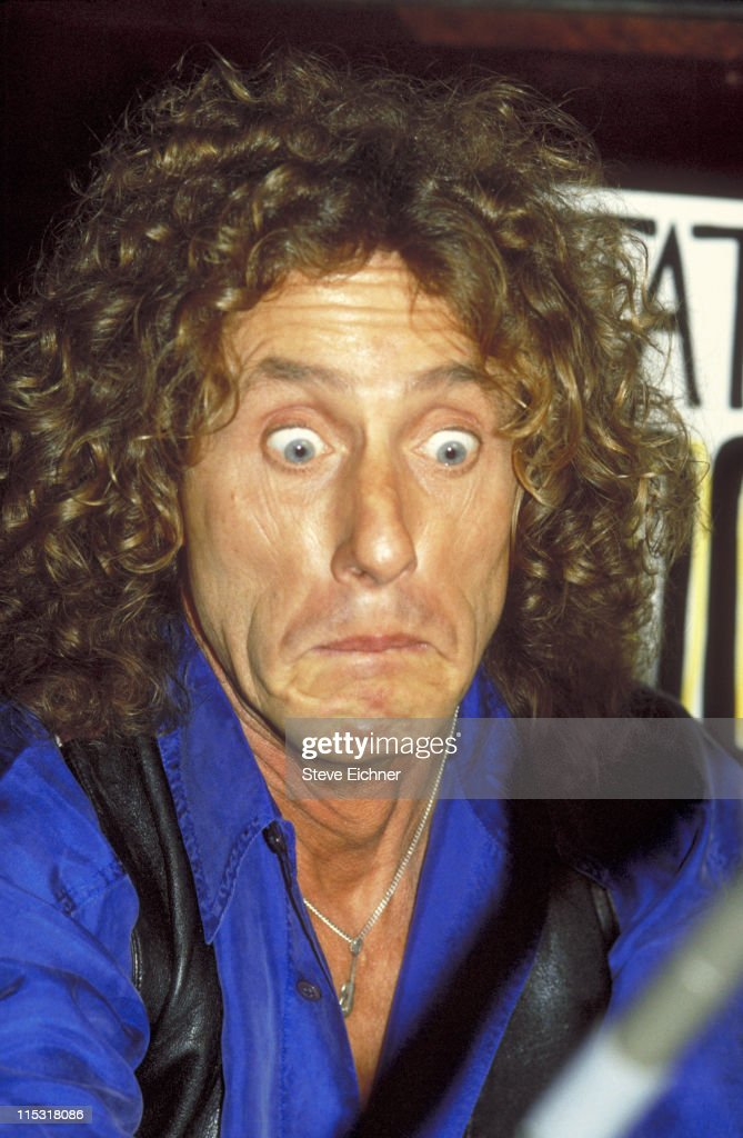 Roger Daltrey at China Club - 1992