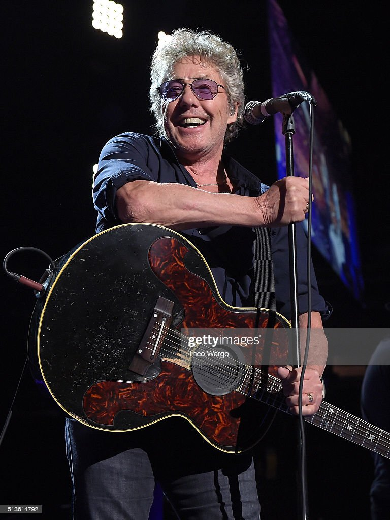 The Who In Concert - New York, NY